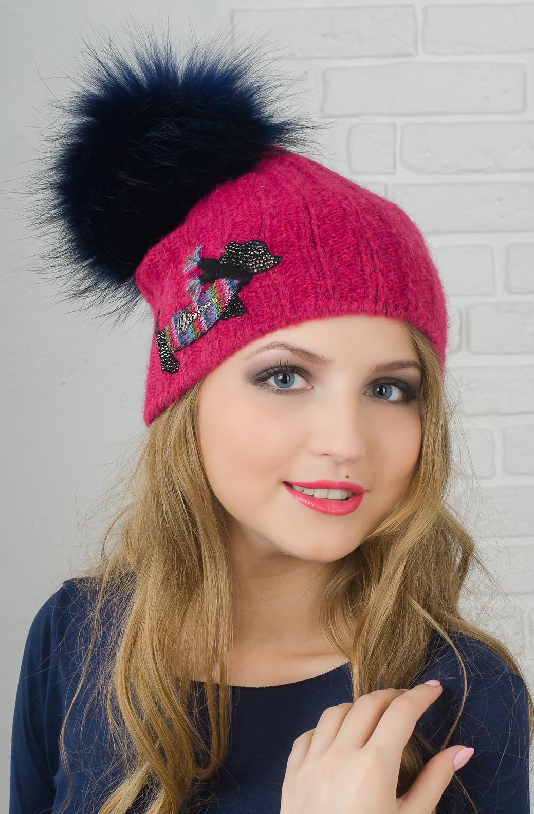 модные шапки женские фото